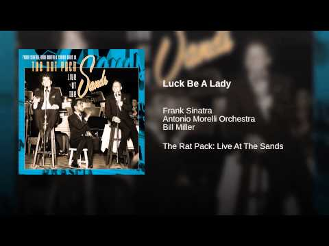 Luck Be A Lady (Live At The Sands Hotel, Las Vegas/1963)