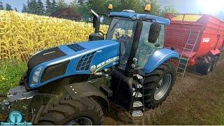 обзор и где скачать игру Farming Simulator 2015