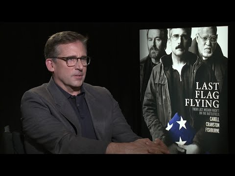 Carell, Fishburne remember 'The Last Detail'