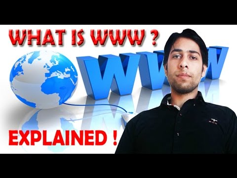 What is WWW | World Wide Web | Explained in Hindi