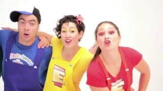 Llegan Colores - Cantando Aprendo a Hablar thumbnail
