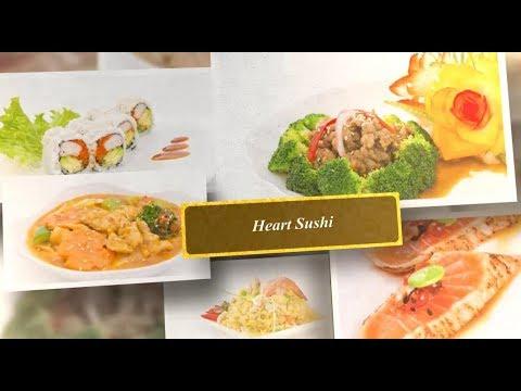Heart Sushi _TOP 2_2014