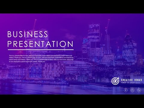 How To Do MORPH TRANSITION in Business Presentation in Microsoft Office PowerPoint PPT
