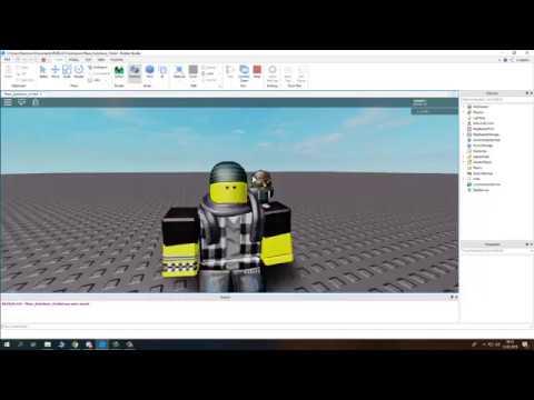 Roblox - Simple flying script TUTORIAL [FE]