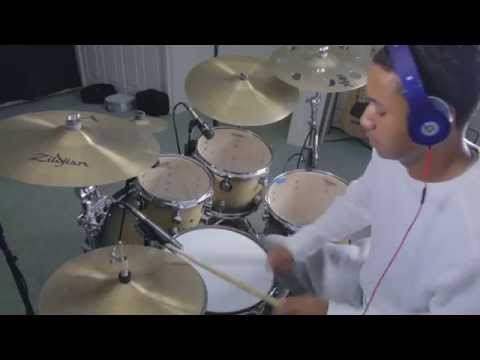 Jidenna - Classic Man (Drum Cover)