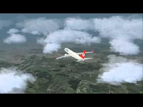 P3D Istanbul to Dar-Es-Salaam