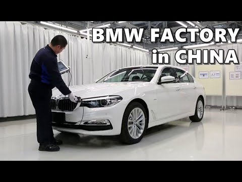 BMW Brilliance Plant Dadong