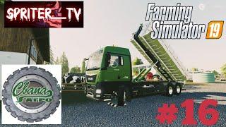 Farming Simulator 19 | Новая база и  новая техника | Свапа Агро | Episod 16