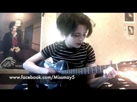 The Cure cover- Catch by MissMay