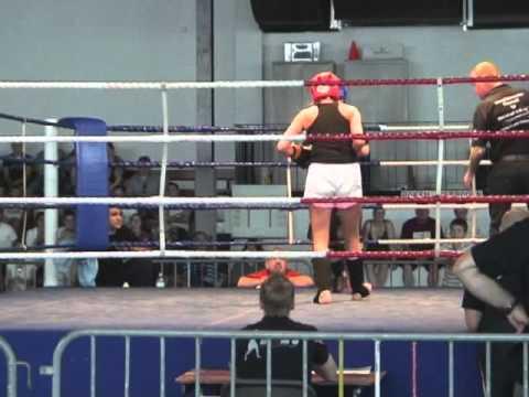 Valerie Van De Voorde Gala Golden Gloves 23-5-2010