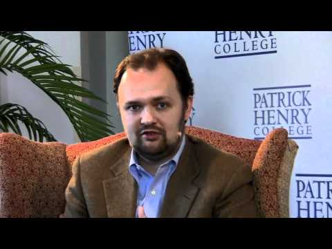 Patrick Henry College Newsmakers Interview | Ross Douthat