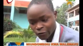 Wanafunzi Wenye Ulemavu Kagera Waililia Serikali