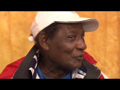 Interview Ebo Taylor @Afro- Latino Festival 2013