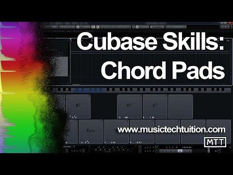 Cubase Skills: Chord Pads