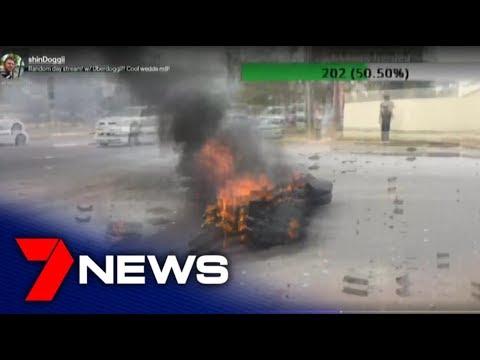 L-plater's motorbike death live streamed at Para Hills West   Adelaide   7NEWS