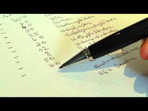 Übersicht Einnahmen Ausgaben erstellen