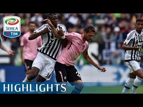 Juventus - Palermo 4-0 - Highlights - Matchday 33 - Serie A TIM 2015/16