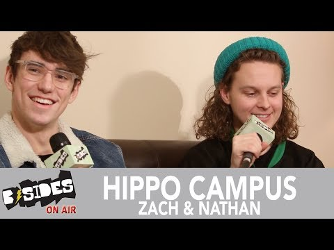 Hippo Campus (Zach & Nathan) Talk Recording Process On Latest Album 'Bambi'