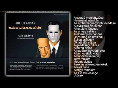 Julius Andan - A világ a színfalak mögött (teljes hangoskönyv)