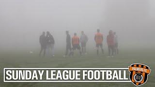 Sunday League Football - FOGGY CONDITIONS