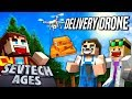 Minecraft: SevTech Ages - DELIVERY DRONE - Age 4 #7