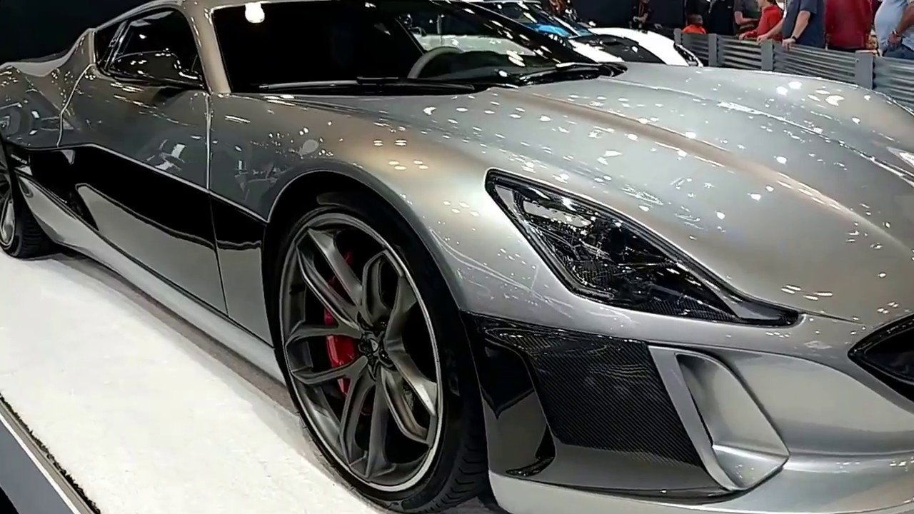 Rimac Automobili Concept One Future Of Hypercars New York