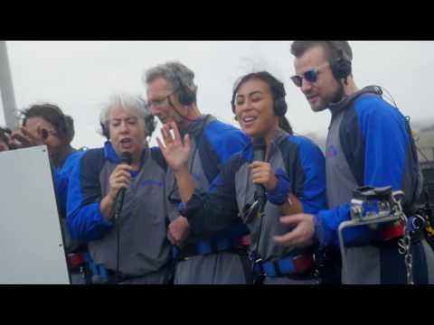 The Karaoke Climb Preview