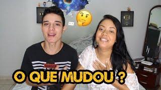 COISAS QUE MUDARAM NA GRAVIDEZ! | Loving Couple