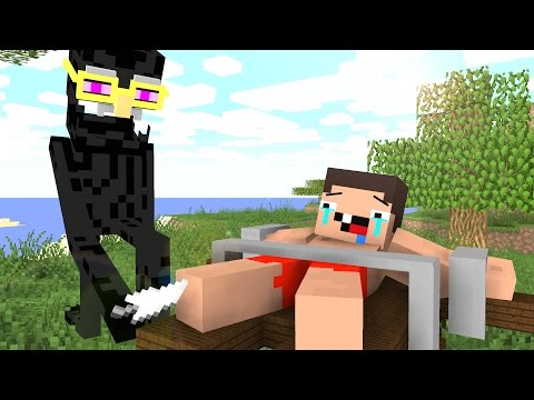 Enderman Life 2 - Craftronix Minecraft Animation