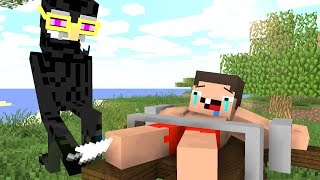 Enderman Life 2 - Craftronix Minecraft Animation