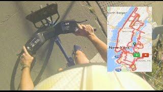 Citibike Century : 100 mile ride in NYC on a bike-share bike