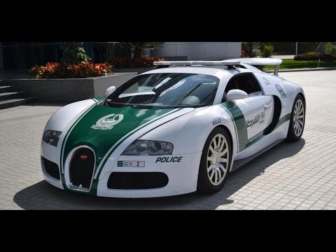 Top10 | Fastest Police Cars In The World | Full HD | 2018
