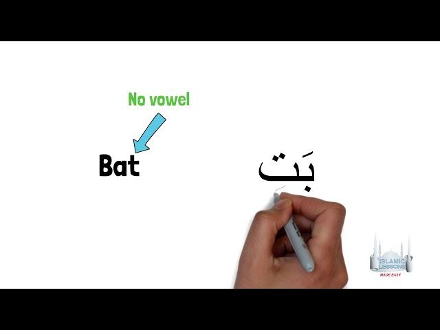 Reading Arabic - Sukoon - Lesson 9