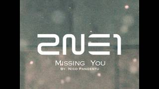 2NE1 - 그리워해요 ( MISSING YOU ) . cover song by NICO