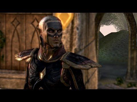 The Elder Scrolls Online: Character Creation