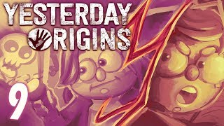 Yesterday Origins - Part 9 - Caveman In The Park
