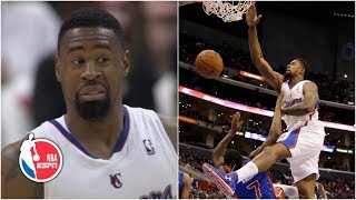 DeAndre Jordan posterizes Brandon Knight with monster alley-oop slam | ESPN Archives