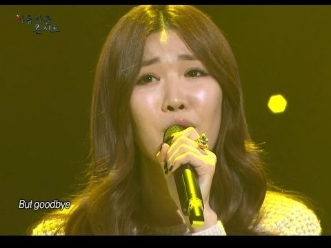 【TVPP】Davichi - Goodbye (Air Supply), 다비치 - 굿바이 (에어 서플라이) @ Beautiful Concert