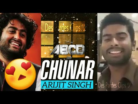 Chunar Full Song | ABCD 2 | Pakistani Cover Amazing Voice | Arijit Singh | Des Pardes Clips ツ