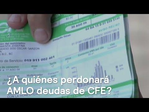 La polémica propuesta de AMLO para deudas con la CFE - En Punto con Denise Maerker