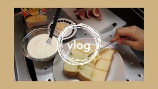 일본 직장인 자취생 리코타치즈 만들기, 편의점에서 저녁…