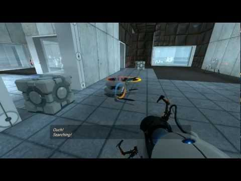 Portal: Chapter 8 - Live-fire course designed for military androids