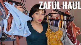 ZAFUL HAUL - Καλοκαιρινά και μαγιό - TRY ON !!! | Marianna Grfld