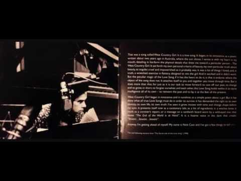 Nick Cave - Secret Life of the Lovesong - Part 2