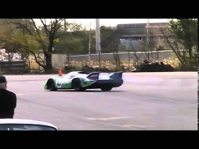 Porsche 917 LH Shakedown at Simeone Museum