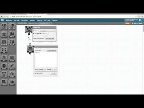 How to set up an IVR (auto attendant) phone system