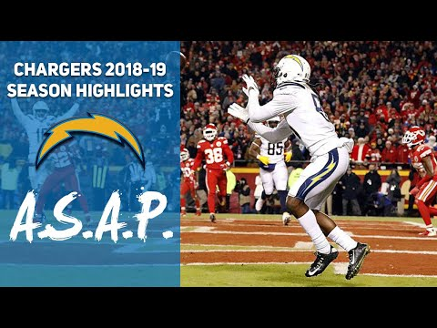 """Any Squad, Any Place"" LA Chargers 2018-19 Season Highlights"