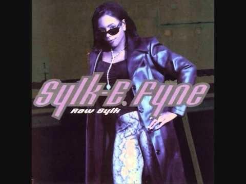 SylkE Fyne  Material Girl