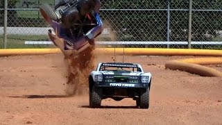SCALE OFFROAD RC CRASHES thumbnail