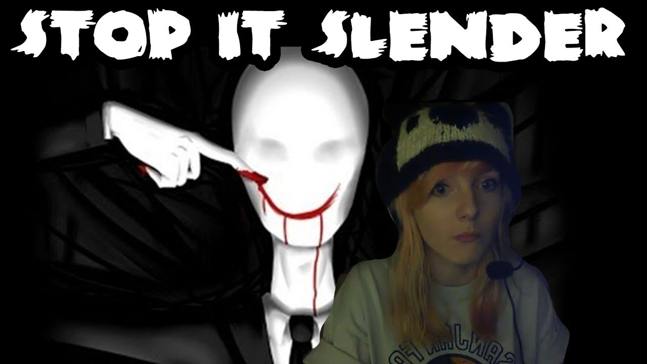 [HORROR GAME] Stop It Slender Multiplayer :) - Please *boop* the like button to support my channel :)